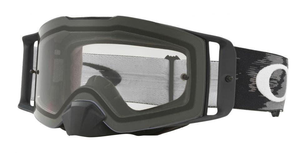 Oakley Front Line MX Goggle Matte Black Speed