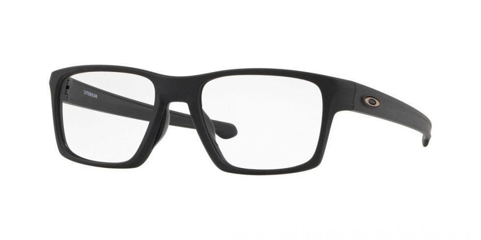 Oakley Litebeam Satin Black/Black Ice 55 Eyesize (OX8140-0155)