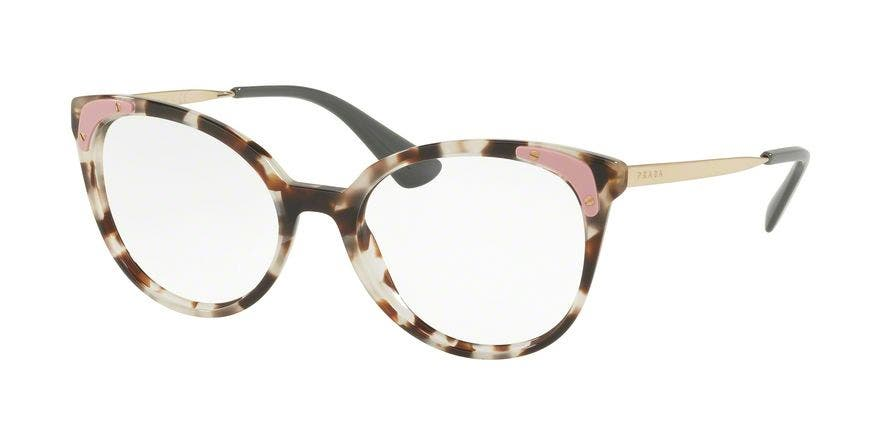 Prada PR 12UV Spotted Opal Brown 51 Eyesize