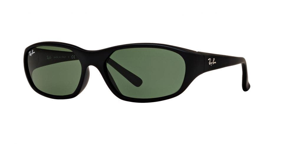 Ray-Ban RB2016 Daddy-O Matte Black 59 Eyesize