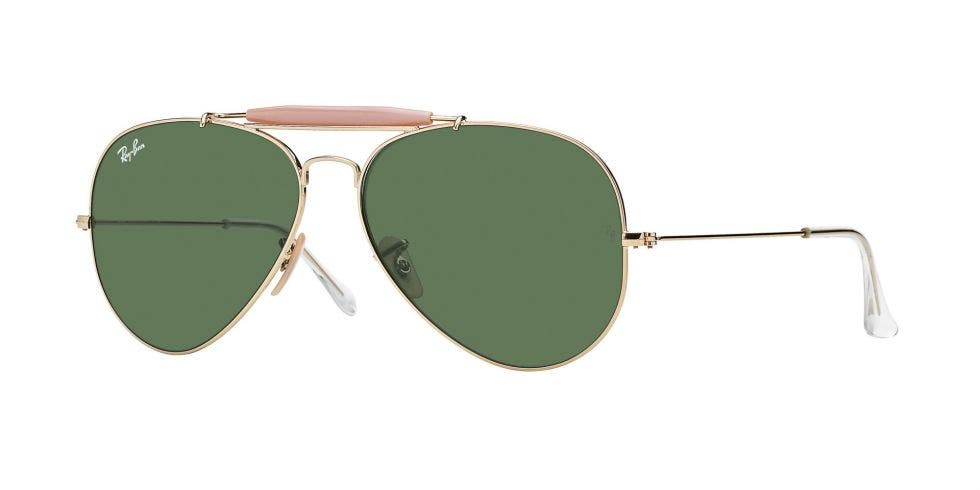 Ray-Ban RB3029 Outdoorsman ll Arista 62 Eyesize