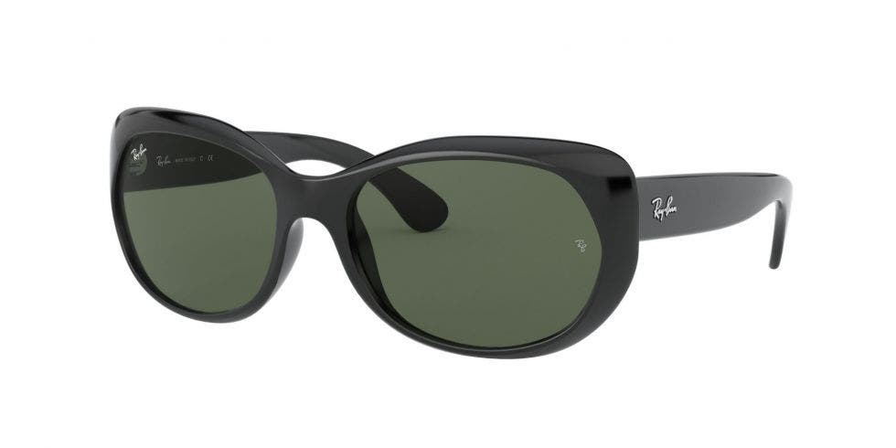 Ray-Ban RB4325 Black 59 Eyesize