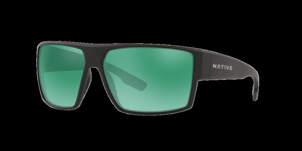 Native Eyewear Freerider Matte Black