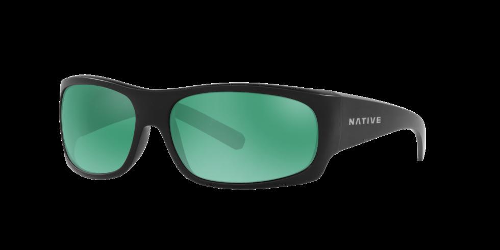 Native Eyewear Versa SV Matte Black