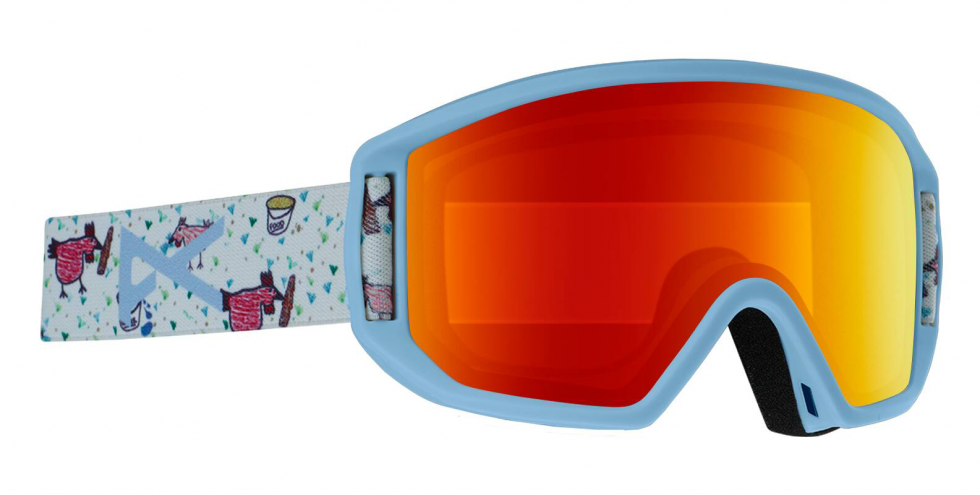 Anon Optics Relapse Jr MFI Snow Goggle