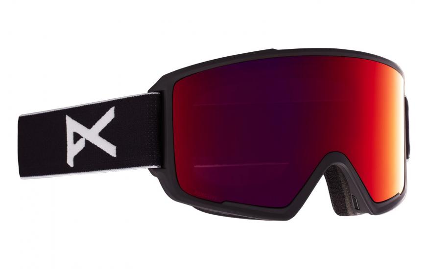 Anon Optics M3 MFI Snow Goggle Black