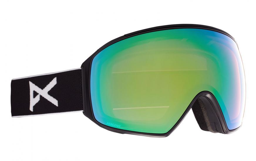 Anon Optics M4 Toric MFI Snow Goggle Black (Asian Fit)