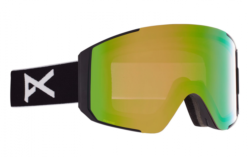 Anon Sync Snow Goggle (Asian Fit) Black