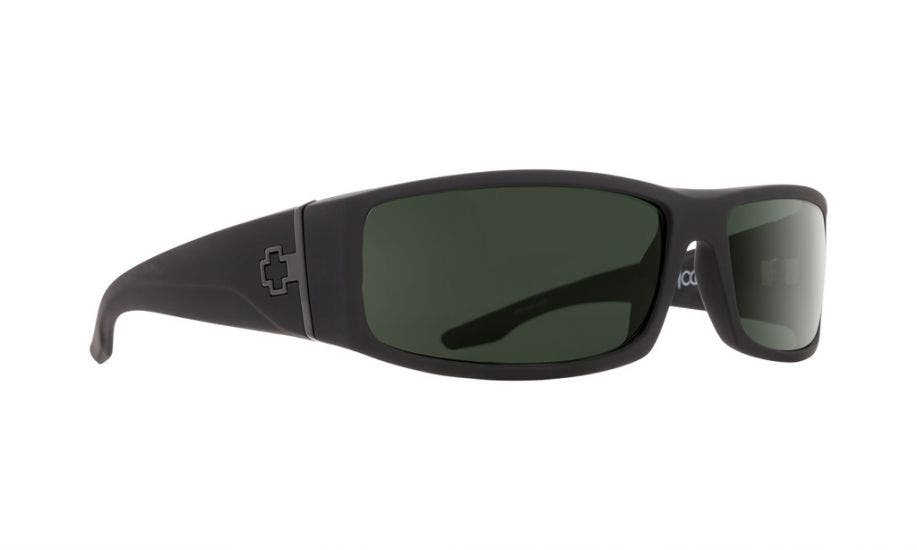 Spy Cooper Soft Matte Black