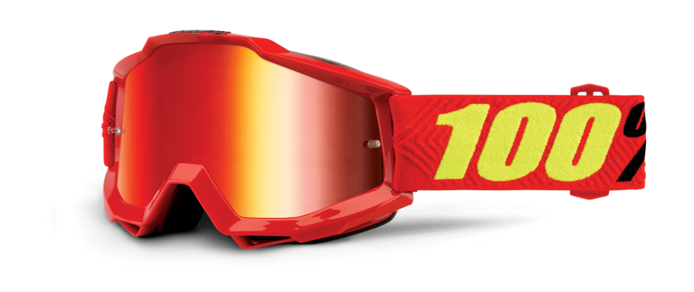 100% Accuri Jr Youth MX Goggle Saarinen
