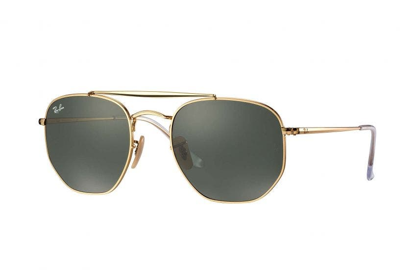 Ray-Ban RB3648 The Marshal Gold 54 Eyesize