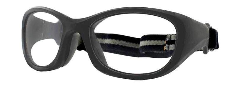 Rec Specs All Pro XL Goggle Shiny Gunmetal 60 Eyesize