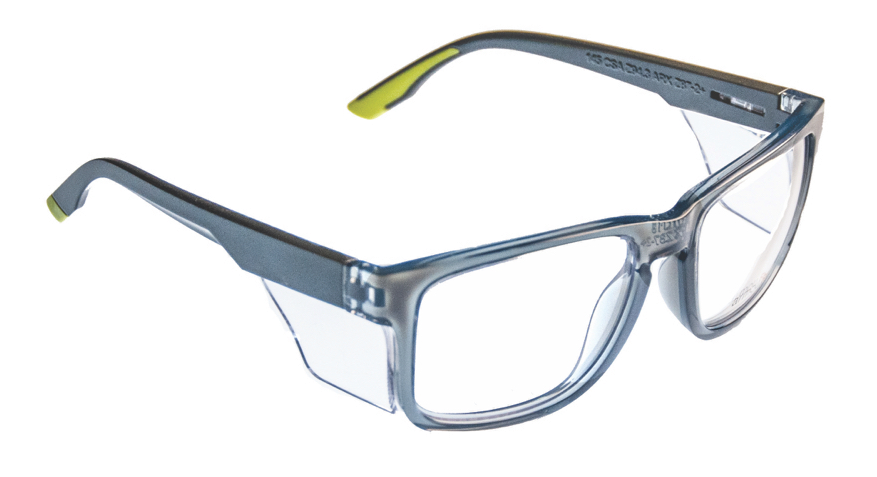 ArmouRx 7501 Grey 57 Eyesize