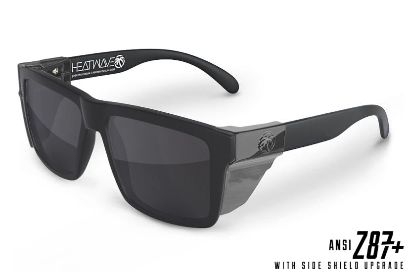 Heat Wave Vise XL Z87 Black w/ Side Shields
