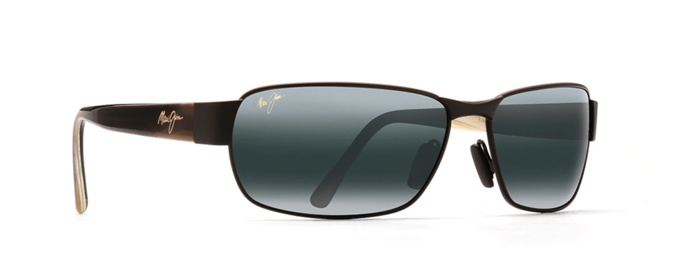 Maui Jim Black Coral Sunglass Readers