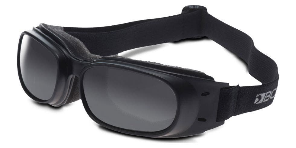 Bobster Piston Goggle Black - Smoke