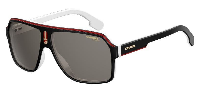 Carrera CA1001/S Black White