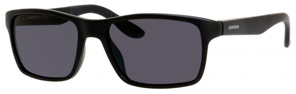 Carrera CA8002/S Matte Black
