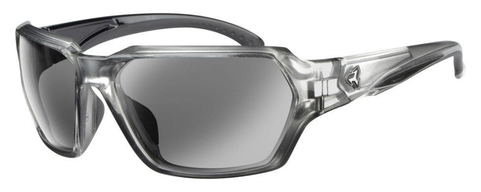 Ryders Face Crystal Silver / Black