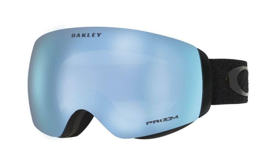 Oakley Flight Deck XM Snow Goggle Limited Edition Code Black (Oakley / SportRx Collab)