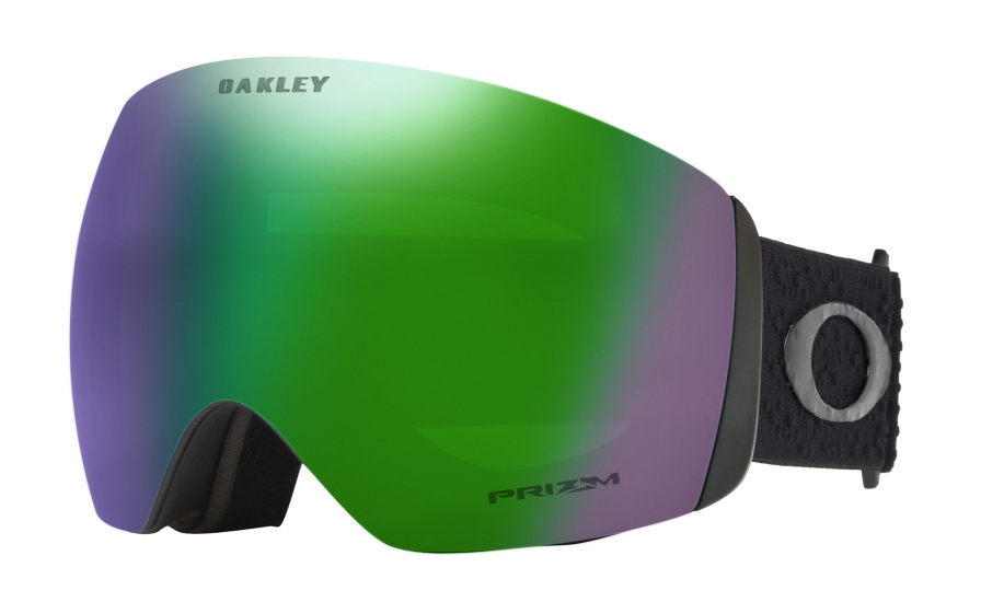 Oakley Flight Deck XL Snow Goggle Exclusive Code Black (Oakley / SportRx Collab)