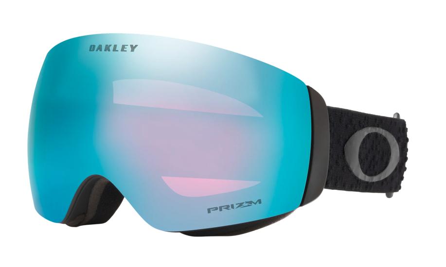Oakley Flight Deck XM Snow Goggle Exclusive Code Black (Oakley / SportRx Collab)
