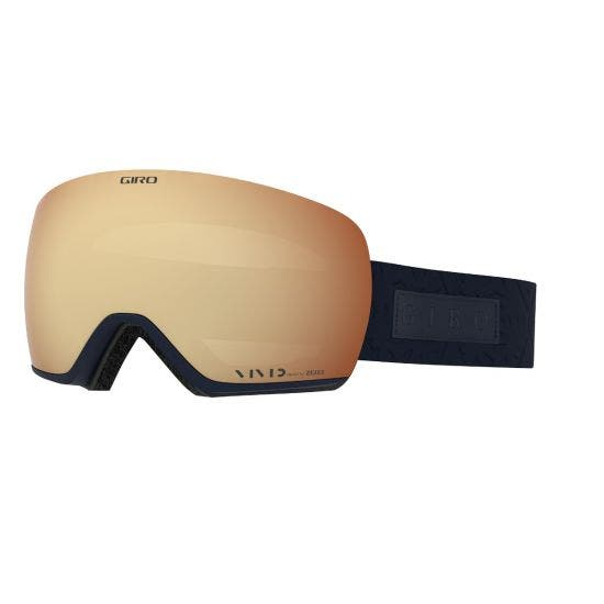 Giro Lusi Snow Goggle Midnight Flake