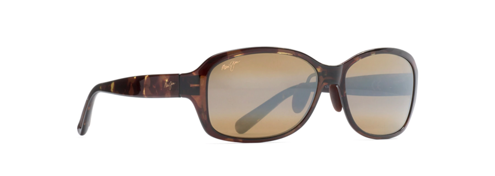 Maui Jim Koki Beach Olive Tortoise (Asian Fit)