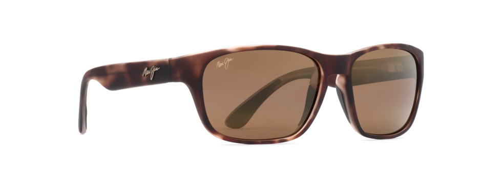 Maui Jim Mixed Plate Matte Tortoise Rubber