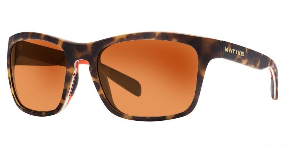 Native Eyewear Penrose Desert Tortoise / Beige / Orange