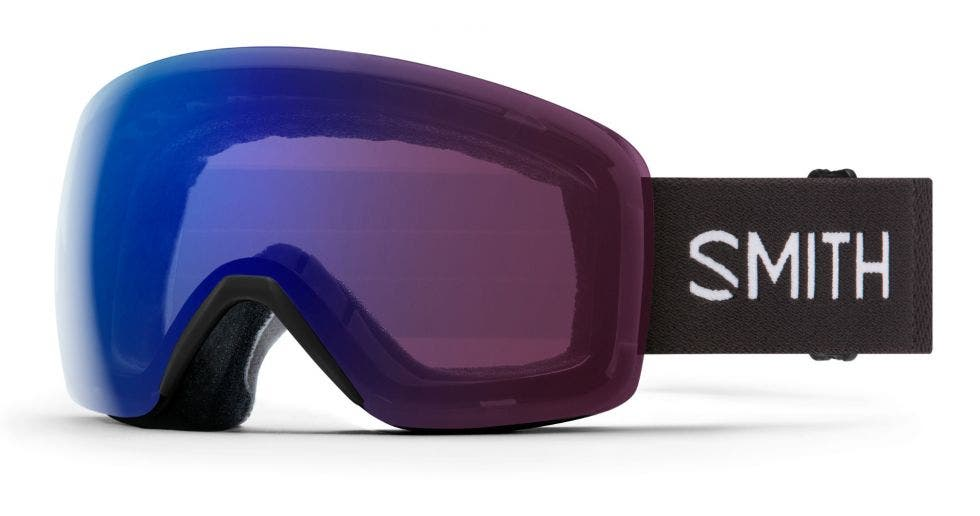 Smith Skyline Snow Goggle Black