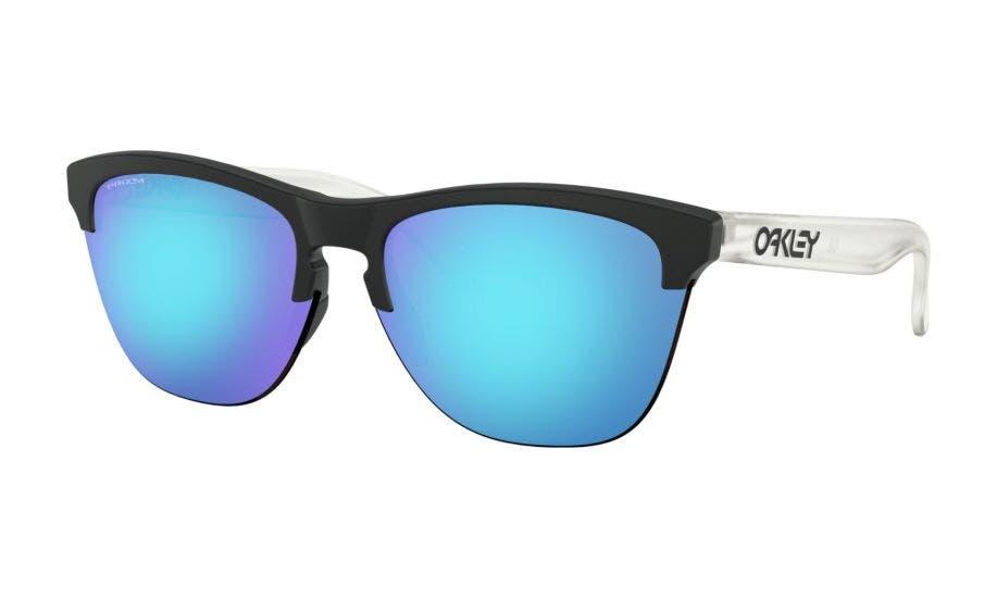 Oakley Frogskins Lite Matte Black / Matte Clear (OO9374-0263)