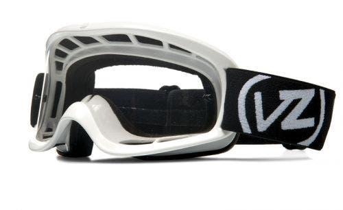 VonZipper Sizzle MX Goggle White