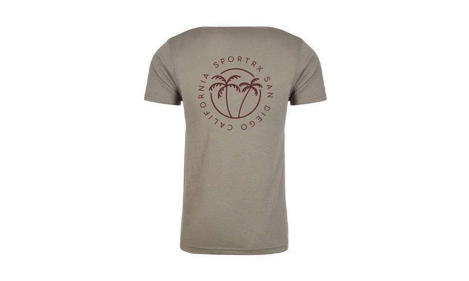 SportRx Men's Palm T-Shirt