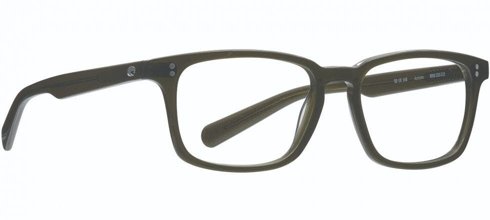 Costa Mariana Trench 100 Crystal Dark Olive 52 Eyesize