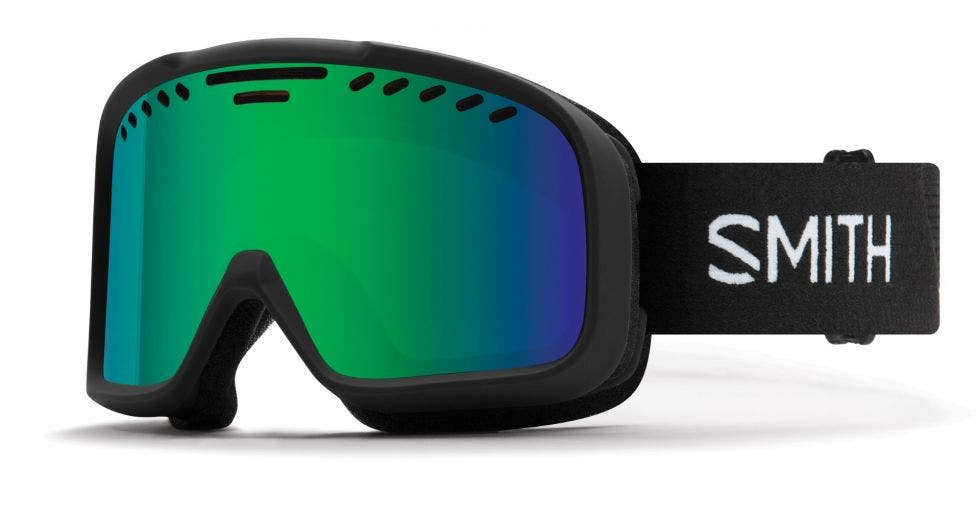Smith Project Snow Goggle Black (Asian Fit)