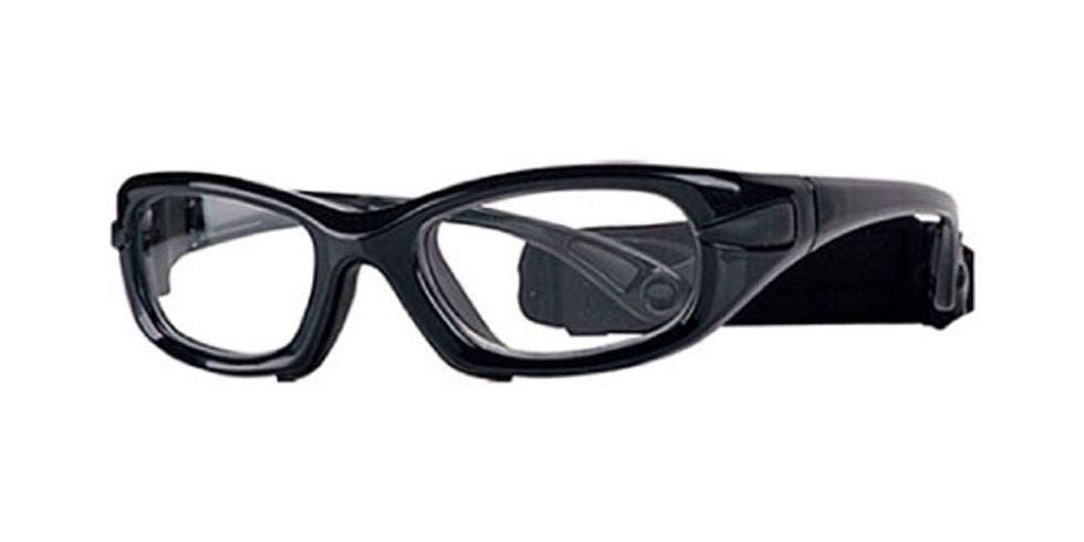 ProGear Eyeguard L Shiny Metallic Black