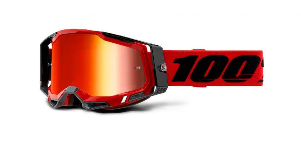 100% Racecraft 2 Mx Goggle
