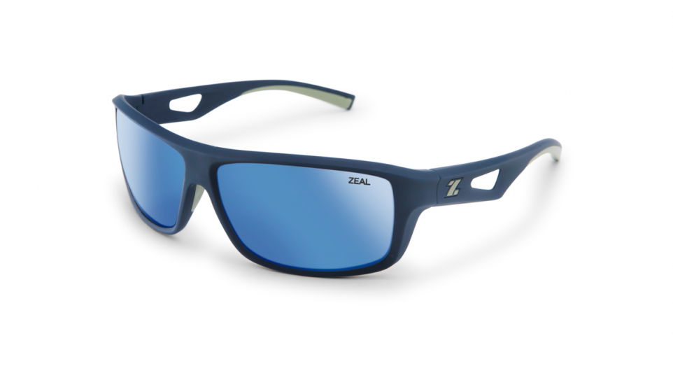 Zeal Optics Range Navy Blue
