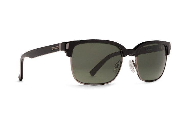 VonZipper Mayfield Black Gloss / Vintage Grey