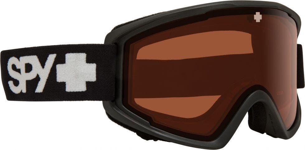 Spy Crusher Elite Snow Goggle Matte Black