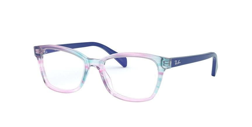 Ray-Ban Junior RY1591 Violet Stripped Multicolor 48 Eyesize