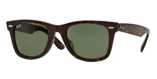 Ray-Ban RB2140F Original Wayfarer 52 Eyesize (Asian Fit)