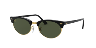 Ray-Ban RB3946 Clubmaster Oval