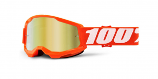 100% Strata 2 Youth Mx Goggle