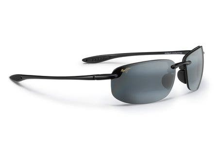 MAUI JIM HO'OKIPA READER (UNIVERSAL FIT) GLOSS BLACK