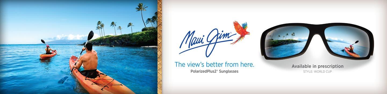 maui jim polarized sunglasses & maui jim prescription sunglasses
