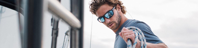 prescription boating & sailing sunglasses & glasses