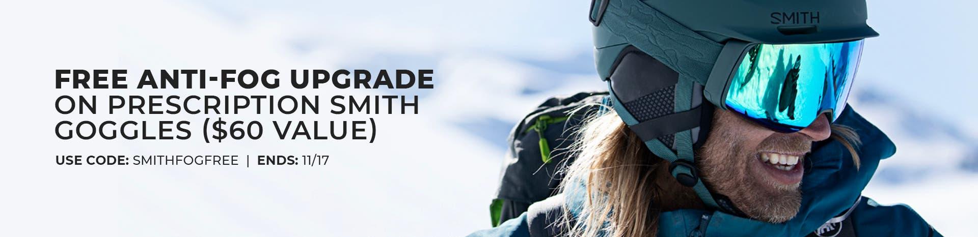 smith snow goggles & smith prescription ski & snowboard goggles