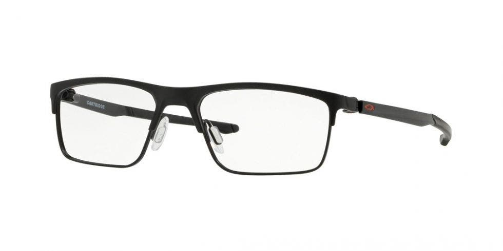 Oakley Cartridge Satin Black/Redline 54 Eyesize (OX5137-0454)